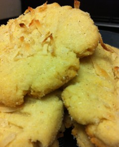 coconut sugar cookie triumphant