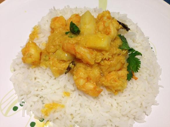Malabar Shrimp