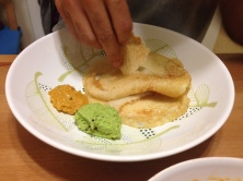 Chutneys and Dosa